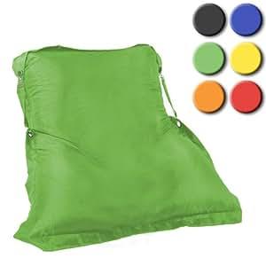 Jago XXL-Sitzsack Sitzkissen Bodenkissen Riesensitzsack 200 x 140 cm in 6 verschiedenen Farben