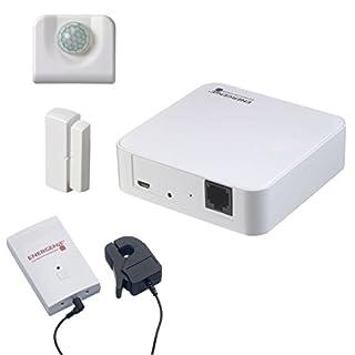 MiHome MIHO049 Monitoring Bundle - White