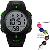 Skmei 1068 50M Mens Sports Watch
