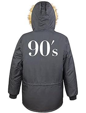 90`s Parka Girls Nero Certified Freak