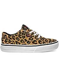 Vans , Chaussures spécial skateboard pour femme noir Marron