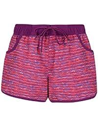 Mountain Warehouse Pantalón corto estampado para actividades acuáticas para mujer