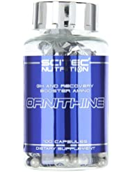 Scitec Ref.105870 Complexe d'Acide Aminé Complément Alimentaire 100 Capsules