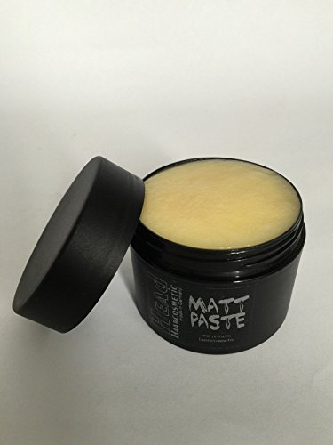 Head matt Paste, starker Halt - mit reinem Bienenwachs, 100 ml - Made in Germany !