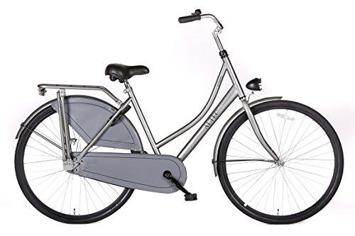 "Unbekannt 28"" 28 Zoll Damen Fahrrad Holland City Fahrrad Rad HOLLANDRAD DAMENFAHRRAD CITYRAD DAMENRAD Roma GRAU"