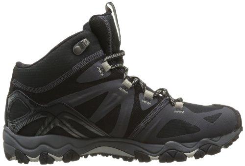 Merrell Grassbow Mid Sport Gtx, Chaussures de randonnée montantes homme Black