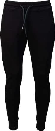 Paul Smith Slim Fit Zebra Joggers (Colour : Black - Size : Large )