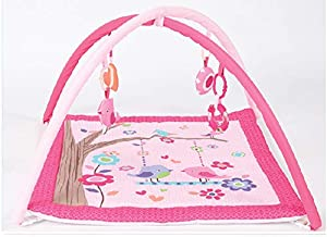 Duffi Baby- Gimnasio Infantil Bebé, 100% Poliéster, 70 x 70 cm, (Master Baby Home, S.L. 0688-35)