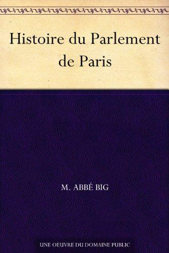 histoire-du-parlement-de-paris