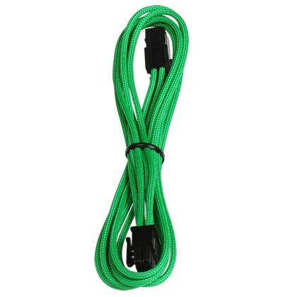 BitFenix 6 Pin PCIe, 45cm - cables électriques (45cm, Mâle/Femelle, PCI-E (6-pin), PCI-E (6-pin), Noir,