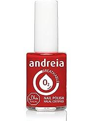 Andreia Halal Vernis a Ongles Respirant B6 10,5 ml