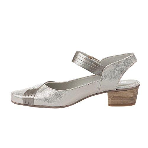 Chaussures de confort femme - DORKING - Dore - 7108-MRCPO - Millim Doré