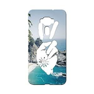 BLUEDIO Designer Printed Back case cover for Asus Zenfone 3 - G4430