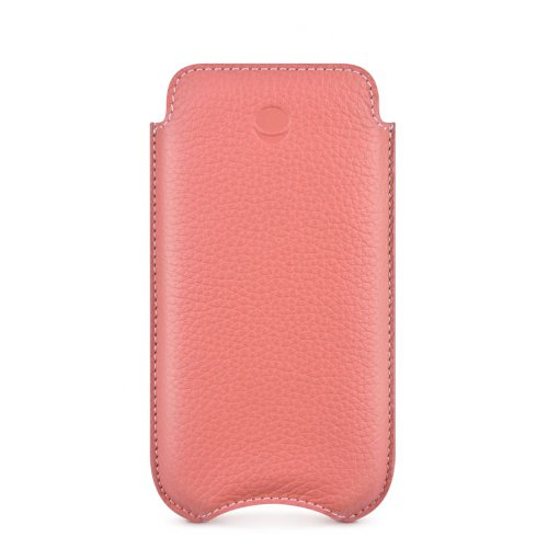 "BeyzaCases-Custodia""Slimline Classic"" per Apple iPhone 5/5S/5C, Flo Pink, Apple iPhone 5C"