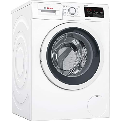 Bosch Serie 6 WAT28371GB 9kg White Washing Machine with Up to 1400rpm Spin, A+++-30% Energy Rating, VarioPerfect and EcoSilence Drive