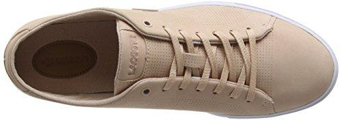Lacoste Damen Showcourt Lace 116 3 Sneaker Beige (15J-Lt Pnk)