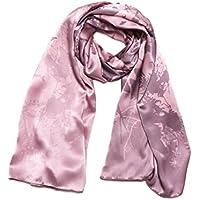 MODERN FANTASY Sciarpa Fashion da Designer Lunga Stampata da Donna