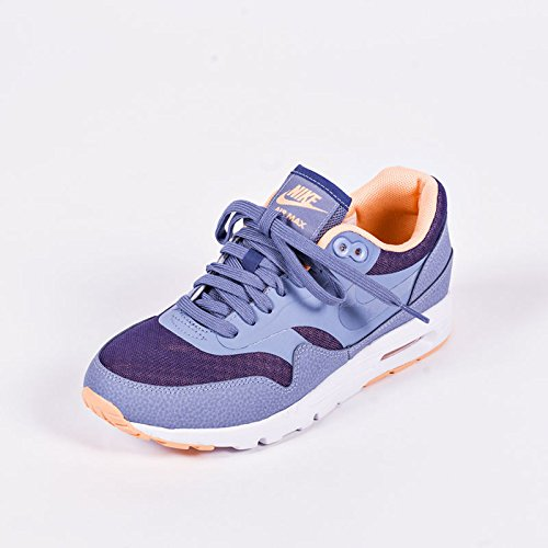 Nike Damen W Air Max 1 Ultra Essentials Turnschuhe, Blau blau - grau - rosa