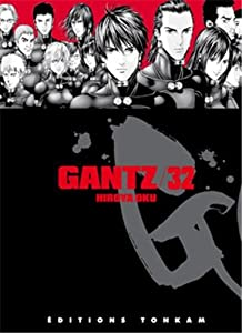 Gantz Edition simple Tome 32