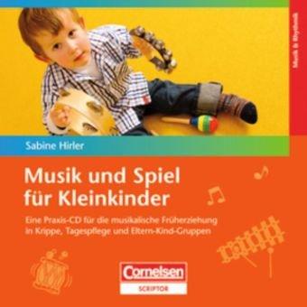 Preisvergleich Produktbild Musik und Spiel für Kleinkindern. CD