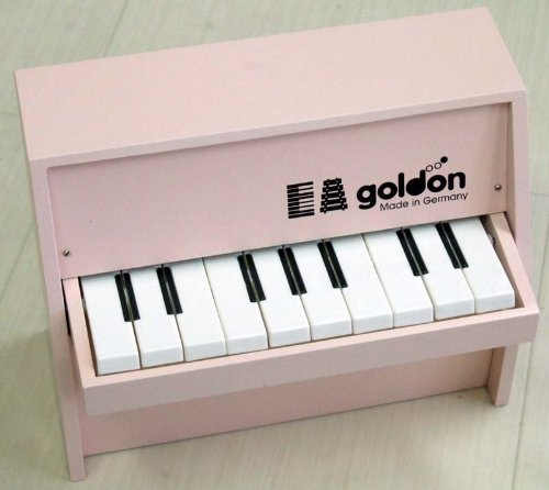 gordon-piano-10-on-baby-pink-gd21003-japan-import