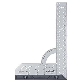Wolfcraft 5205000 5205000-1 escuadra Universal, Longitud del Lado 300 mm, con Tope de plástico Extraible, 200 x 300 mm (B001S2R4DA) | Amazon price tracker / tracking, Amazon price history charts, Amazon price watches, Amazon price drop alerts