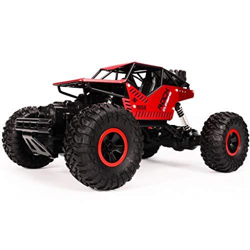 Ni_ka 1:16 Vier Runden Fahren Legierung Verfolgen Off-Road Wireless Fernbedienung Mountainbike LH-C012 Klein Auto Kind Spielzeug