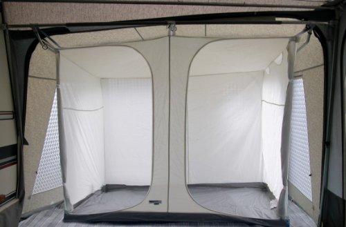 Euro Trail Innenzelt für Caravanvorzelterker Schlafkab…   08712318015578