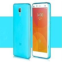 Prevoa ® 丨Colorful TPU Cover Funda para Xiaomi Mi4 M4 MI4 5.0 Pulgada Android Smartphone - 5