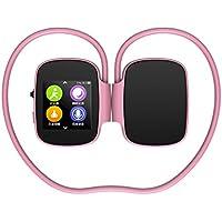 Bluetooth Smart Watch DZ09Orologio da polso con 16GB TF card e slot per scheda SIM per Android Samsung S5S6NOTE 4note 5, HTC, Sony, LG e quadrante nero fascia per iPhone 55S 66Plus Smartphone (Nero)