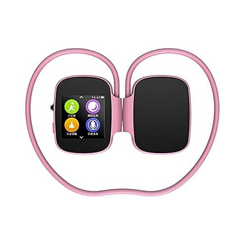 Bluetooth Smart Watch dz09avec 16Go Carte TF et fente pour carte sim Montre Poignet pour Android Samsung S5S6Note 4Note 5HTC Sony LG et iPhone 5/5S/5C/6/6Plus Smartphone (Noir Bande cadran noir)