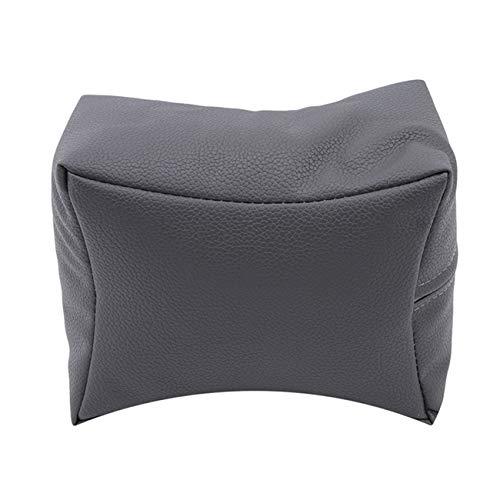 Pu-pads (Bigsweety Handkissen Kissen Maniküre Handauflage Waschbar Nail Art Beauty Tool Weiche Pu Armlehne Pad (Grau))