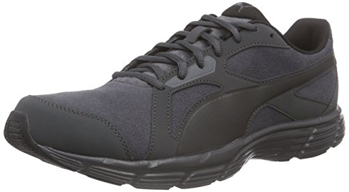 Puma Axis v4 SD, Sneakers basses mixte adulte Gris - Grau (dark shadow-black 03)