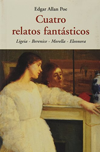 CUATRO RELATOS FANTASTICOS Cover Image
