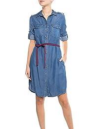 cb1b94685d58c Kocca Vestito TURID Jeans Tencel