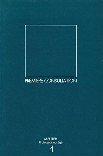 Première consultation