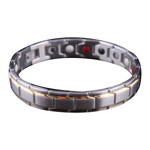Magnetische Free Energy Edelstahl Armband-Verbindungs-Tool zum Entfernen Für kurzfristige Geschenke (Stm520A) Silber