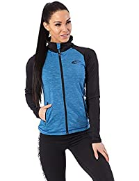 Smilodox Damen Jacke Nonstop