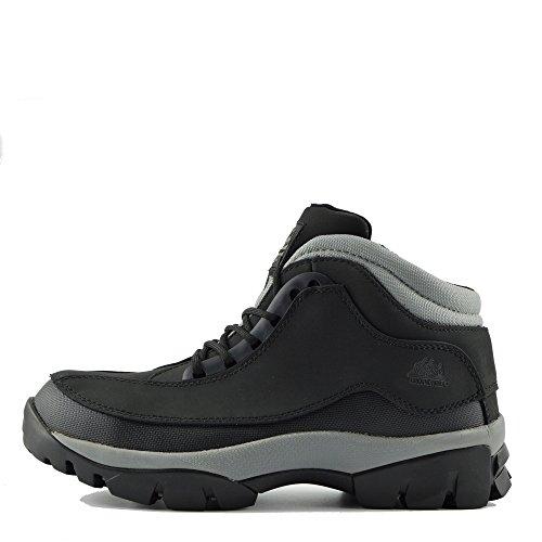 Kick Footwear - Groundwork - Donna Nuovo Comfort Di Lavoro, Stivali Di Sicurezza Nero