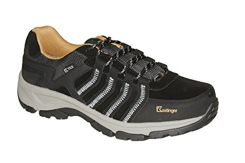 kastinger men's hiking boots black black