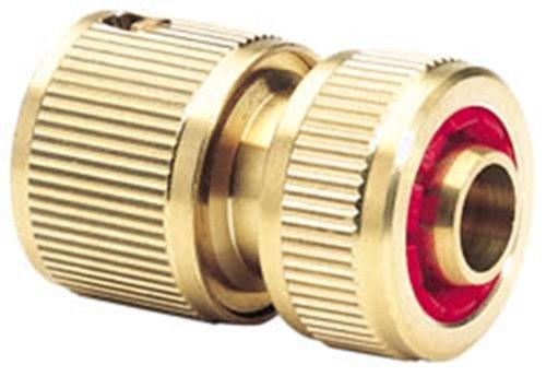 Draper 36202 1/2, Expert, med vatten stopp, mässing, guld