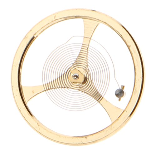 FLAMEER Retro Gold Metal Komplettrad Für Uhr 46941 46943 Uhrwerk Teil