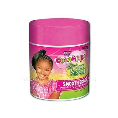 Ap Dream Kids Olive Miracle Smooth Edges Gel 6oz by AFRICAN PRIDE