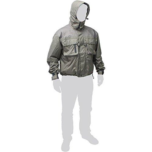 Leeda Volare Fly Wading Waterproof & Breathable Jacket**Sizes Medium - Extra Extra Large**Four Ply Fly Fishing Coat Trout Salmon Fishing