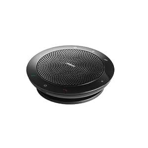 Jabra Speak 510 UC Bluetooth-Freisprecheinrichtung für Cisco, Avaya, Unify zertifiziert (Mobile Konferenzlösung, USB, Bluetooth 3.0)
