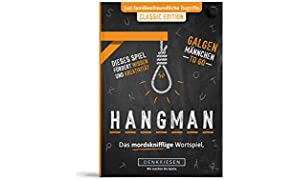 "HANGMAN - CLASSIC EDITION - ""Galgenmännchen TO GO"""