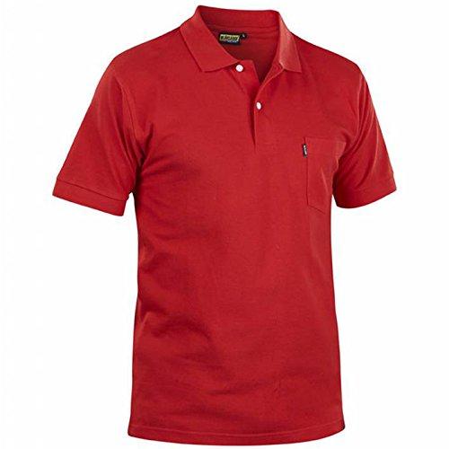 Blakläder Polo-Shirt 3305 100%Baumwolle 8 Farben rot