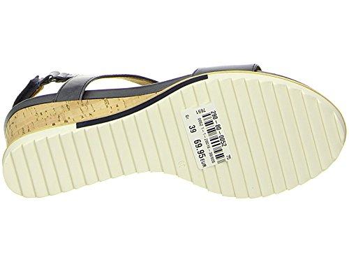 Tamaris1-1-28016-38/805 - Scarpe con plateau Donna Nero