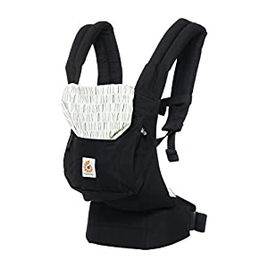 Ergobaby Baby Carrier Original Downtown, 3-Position Child Carrier Front Back Backpack   3