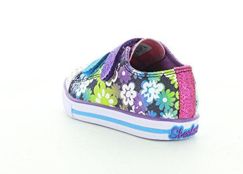 Skechers  Chit ChatGlint & Gleam, Sneakers basses filles Multicolore